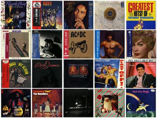 高松 レコード&CD フェア